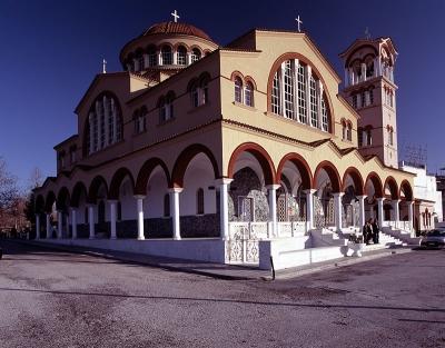 Άγιος Αχίλλειος – Λάρισα