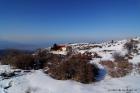 Τοπίο από τον Κίσσαβο καταφύγιο Κισσάβου