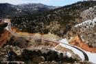 Δρόμος προς και από τον Κίσσαβο