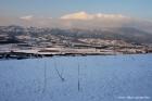 Άποψη Ολύμπου από δρόμο προς Συκαμινέα-Καρυά Ολύμπου